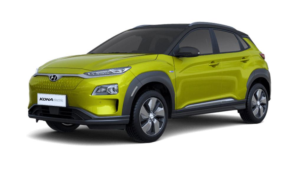 Hyundai Kona - Acid Yellow