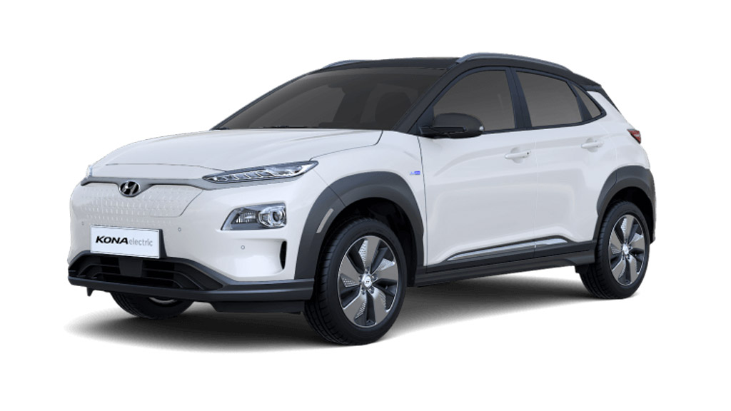 Hyundai Kona - Chalk White