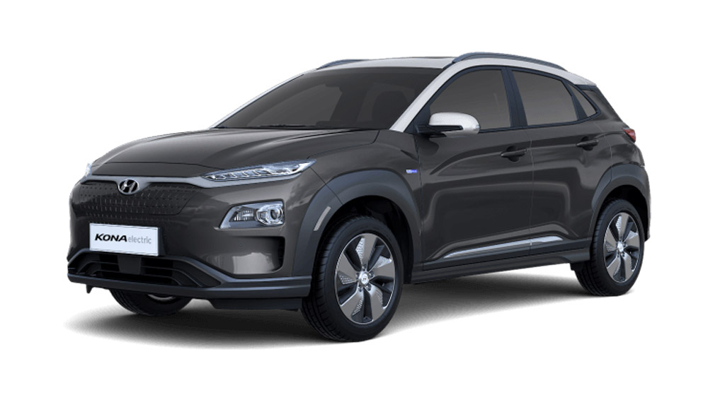 Hyundai Kona - Galatic Grey