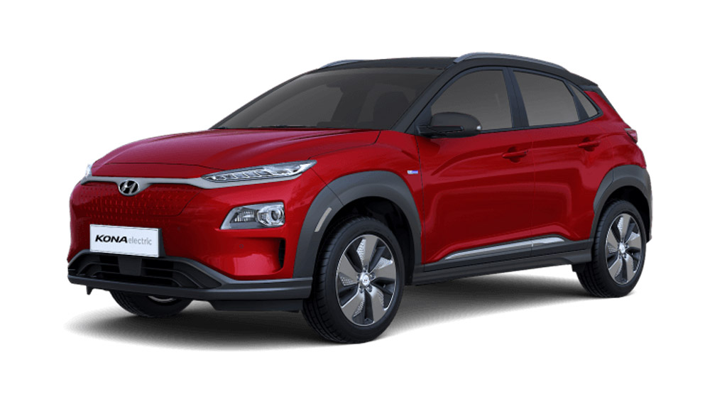 Hyundai Kona - Pulse Red