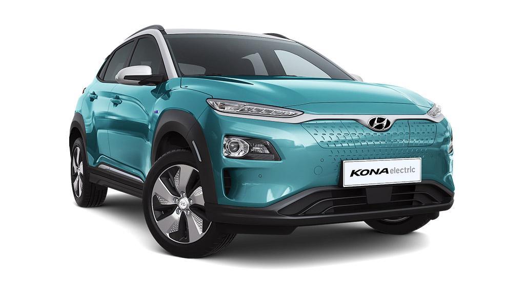 Hyundai Kona - Exterior Front