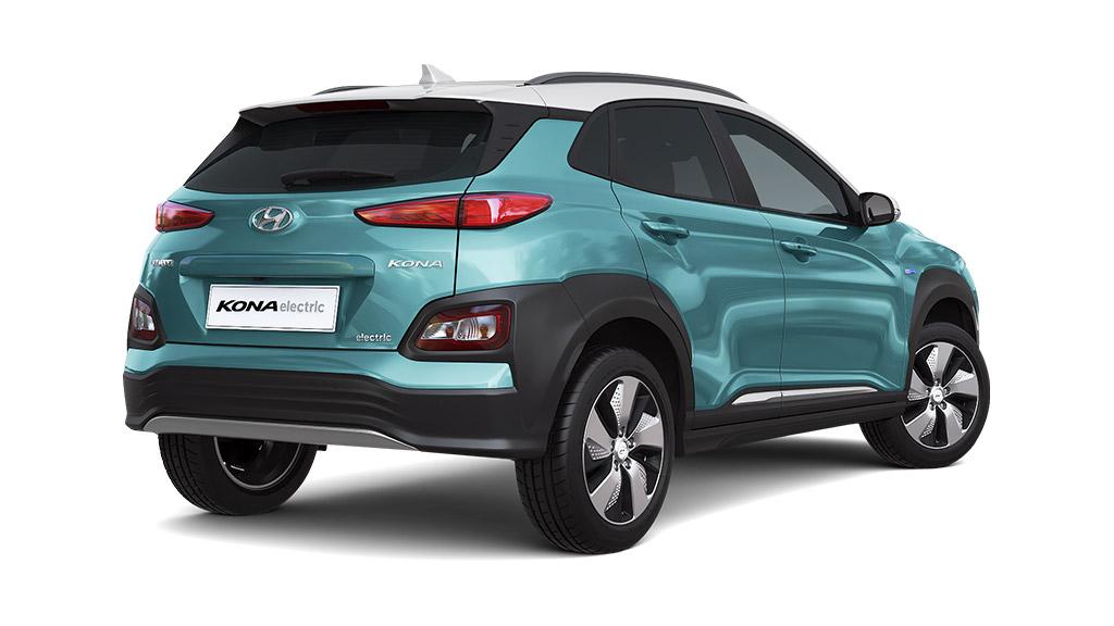 Hyundai Kona - Exterior Rear