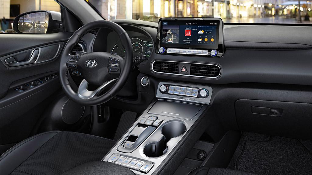 Hyundai Kona - Interior 04