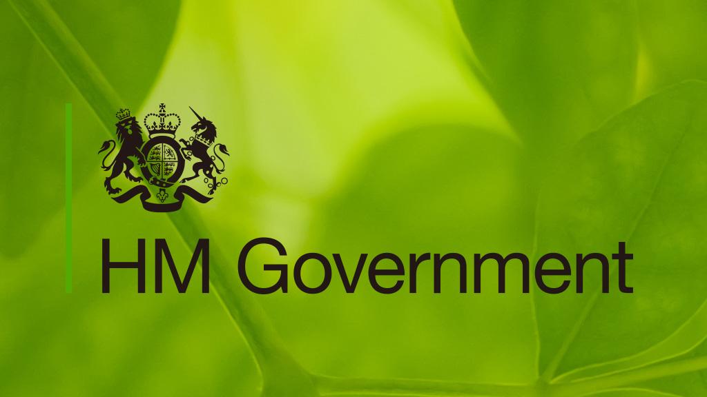 UK Goverment Logo