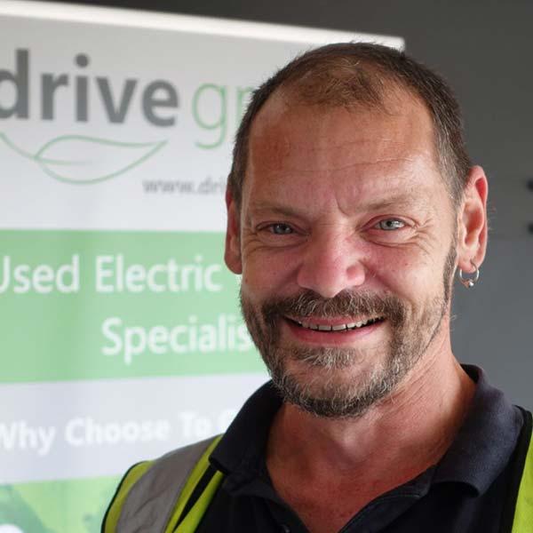 Dave Pollard at Drive Green