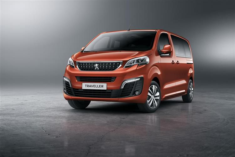 Peugeot Traveller e-Traveller Long 5Dr Elec 50kWh 100KW FWD 136PS Active MPV Auto [8Seat 11kW Charger]