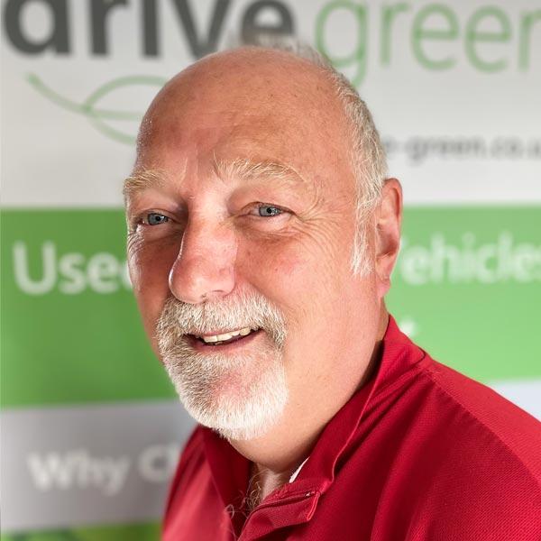 Robert Chandler of Drive Green
