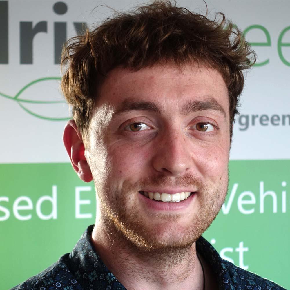 Daniel Albone - Drive Green