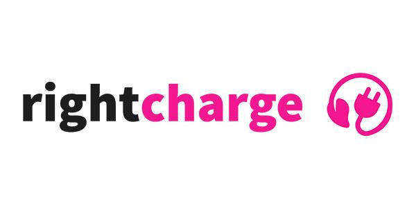 Rightcharge logo - Drive Green Partner