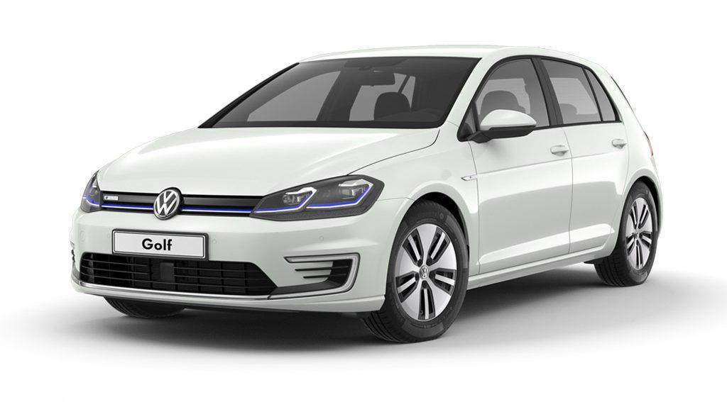 VW e-Golf Review