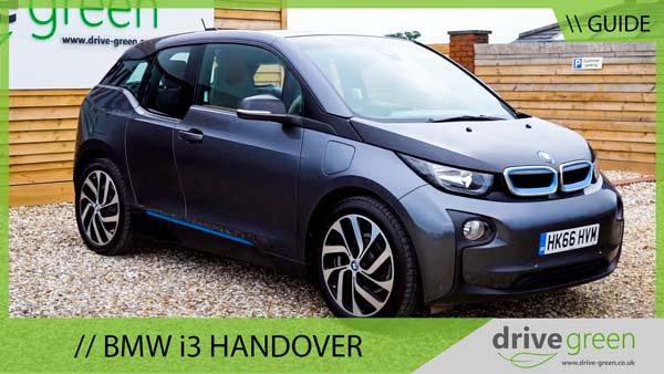 Handover-BMW-i3