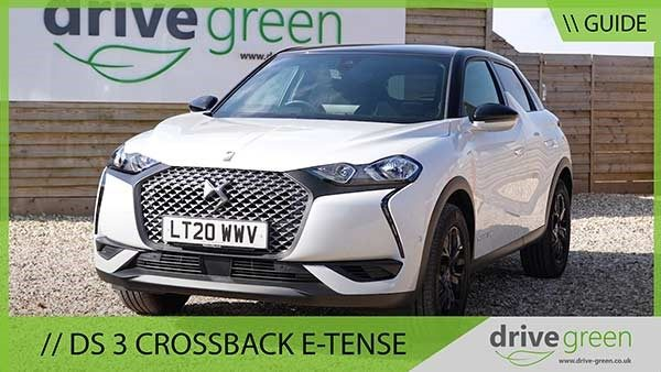 Handover DS3 Crossback
