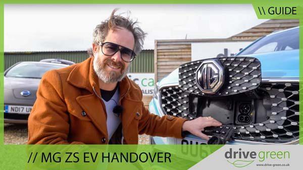 Handover-MG-ZS-EV