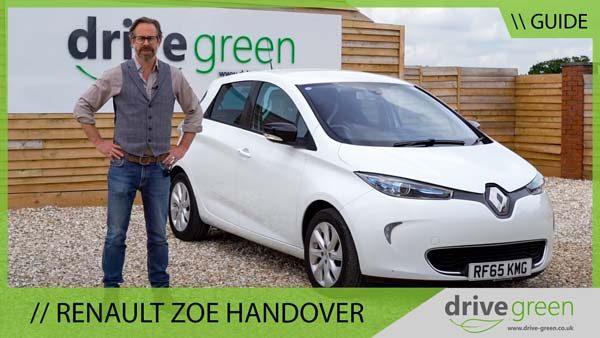 Handover-Renault-Zoe